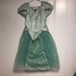 Little Girls Gown/Dress. Disney.